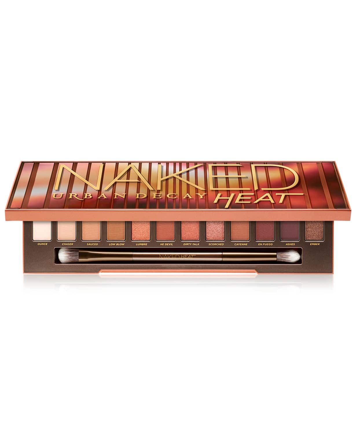 Macys.com - Urban Decay Naked Heat Palette $22.95 + Free ship to store