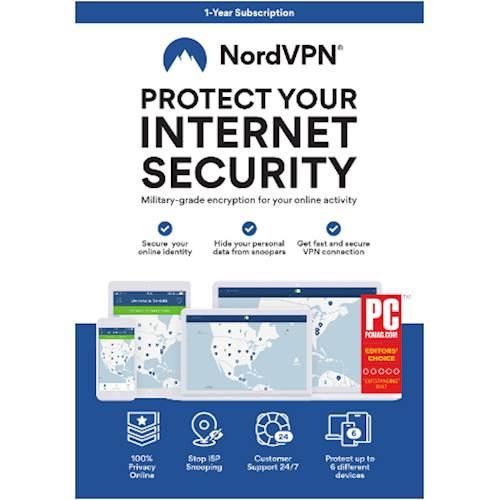 BestBuy - DOTD - NordVPN (1-Year Subscription) - Android|Mac