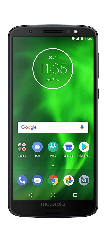 Amazon / B&H - Moto G6 – 64 GB – Unlocked (AT&T/Sprint/T-Mobile/Verizon) – Black - (U.S. Warranty) - PAAE0009US $199.99