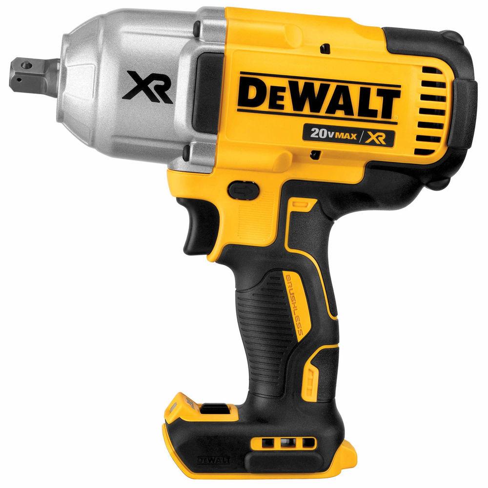 """Dewalt DCF899B 20v MAX* XR Brushless 1/2"""" Impact Wrench, Detent Bare Tool 179$"""