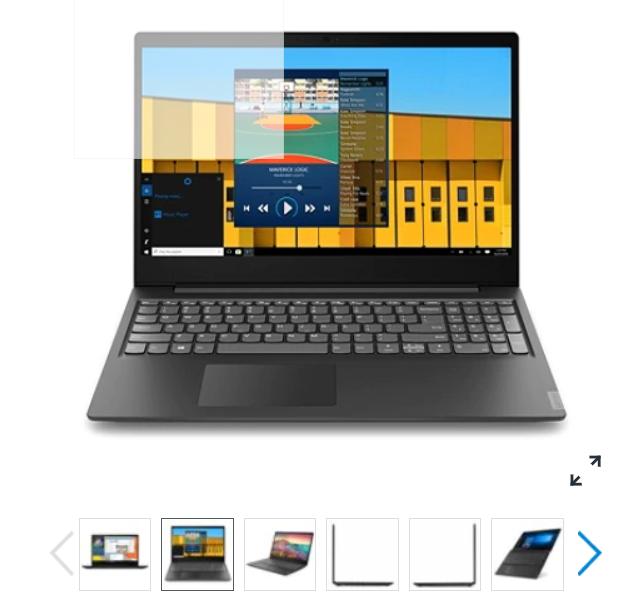 "Lenovo™ IdeaPad™ S145 Laptop, 15.6"" Screen, Intel® Core™ i3, 8GB Memory, 128GB Solid State Drive, Windows® 10 Home, 81MV0139US $279.99"