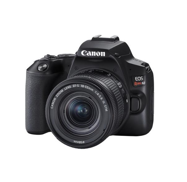 Canon EOS Rebel SL3/250D w/ 18-55mm Lens (Black) $498 + Free Shipping