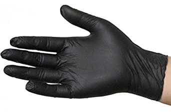 100-Count Skintx Nitrile Exam Glove (Small) $4.25