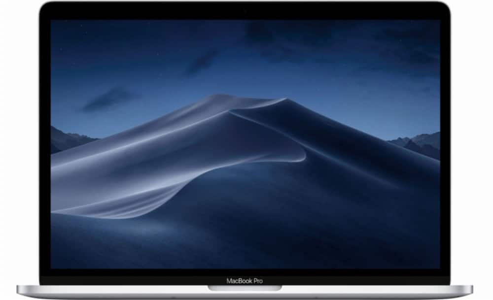 Apple Macbook Pro Touchbar 256 GB SSD $1499 (Silver Latest Edition) (Best Buy) $1499.99