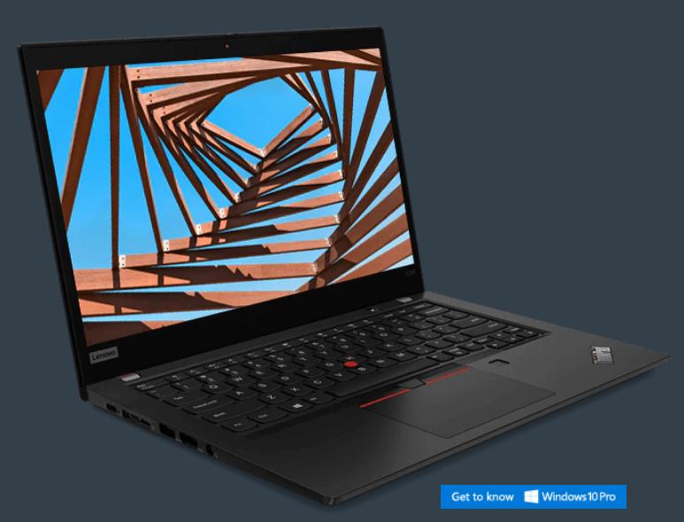 Lenovo ThinkPad X390 13'' FHD Laptop (i5-8265U 8GB 256GB Win10Pro) $629
