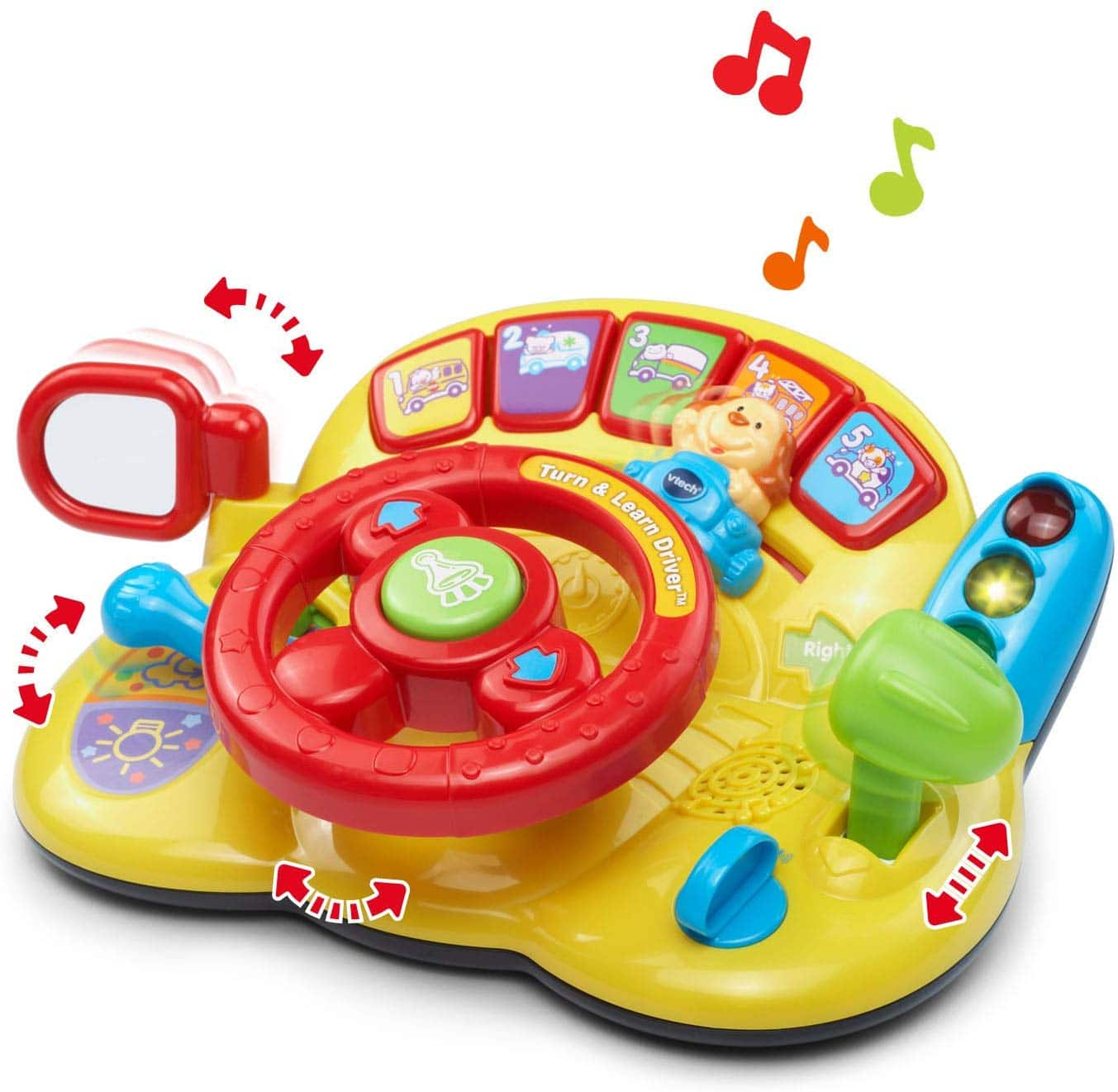 VTech Turn and Learn Driver $9.99