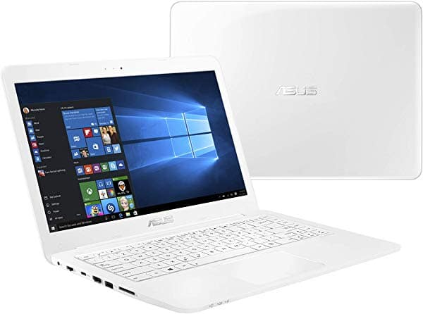 "ASUS L402YA Thin & Light Laptop (14"" FHD, AMD E2, 4GB, 64GB, Radeon R2) + 1yr Office 365 $199"