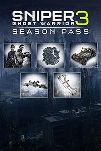 Sniper Ghost Warrior 3 Season Pass (Xbox One Digital Download) Free