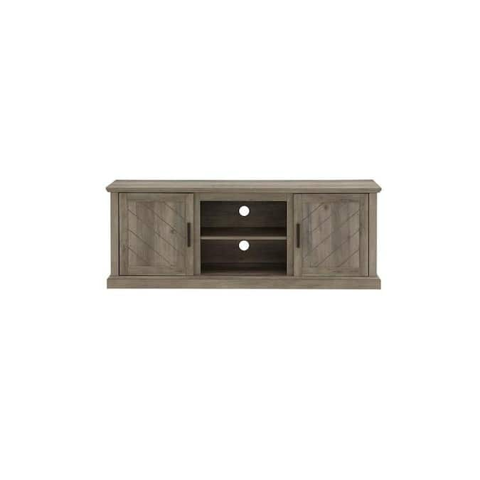 Washed Grey TV Stand / Entertainment Center $149