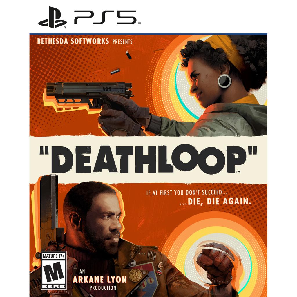 YMMV - Deathloop, PlayStation 5 - $49.94 - In-Store price only  - $49.94