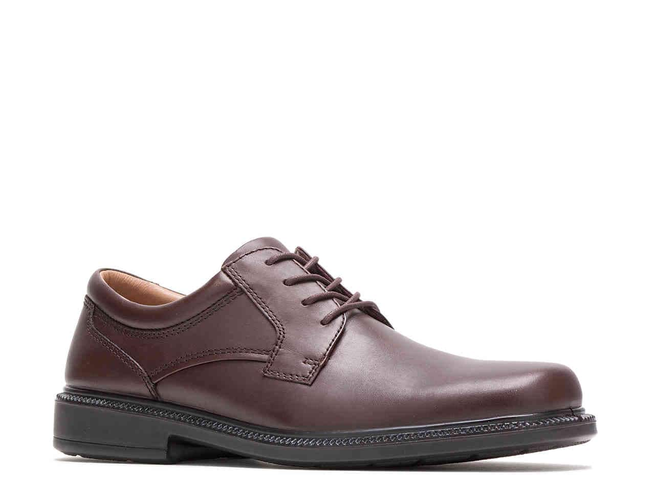 HUSH PUPPIES STRATEGY OXFORD  (brown color only) for 14.94 @DSW