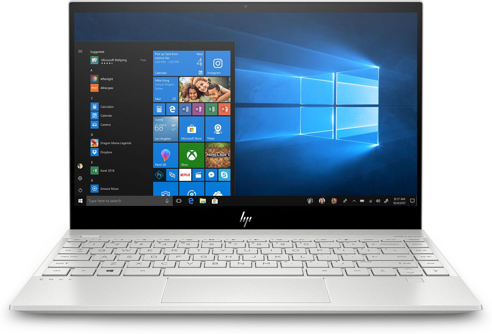 "HP ENVY 13.3"" Full HD Intel Core i5 8GG, 256GB SSD @ eBay - $499.99"