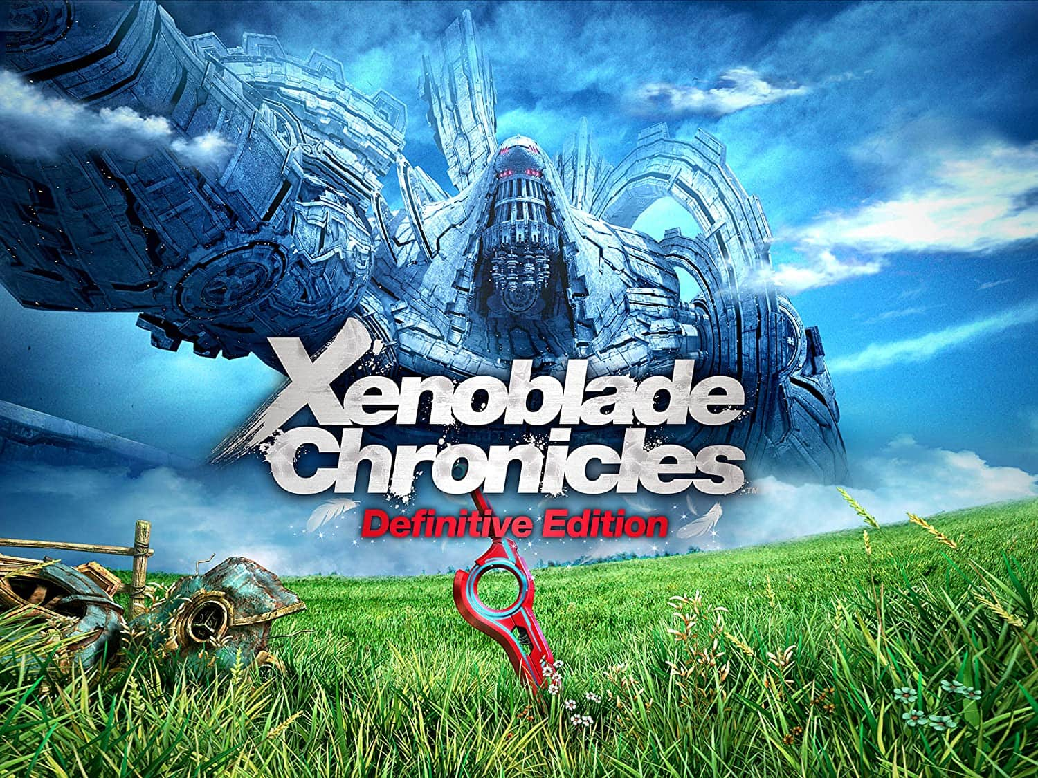 Xenoblade Chronicles: Definitive Edition - Switch [Digital Code] $39.99