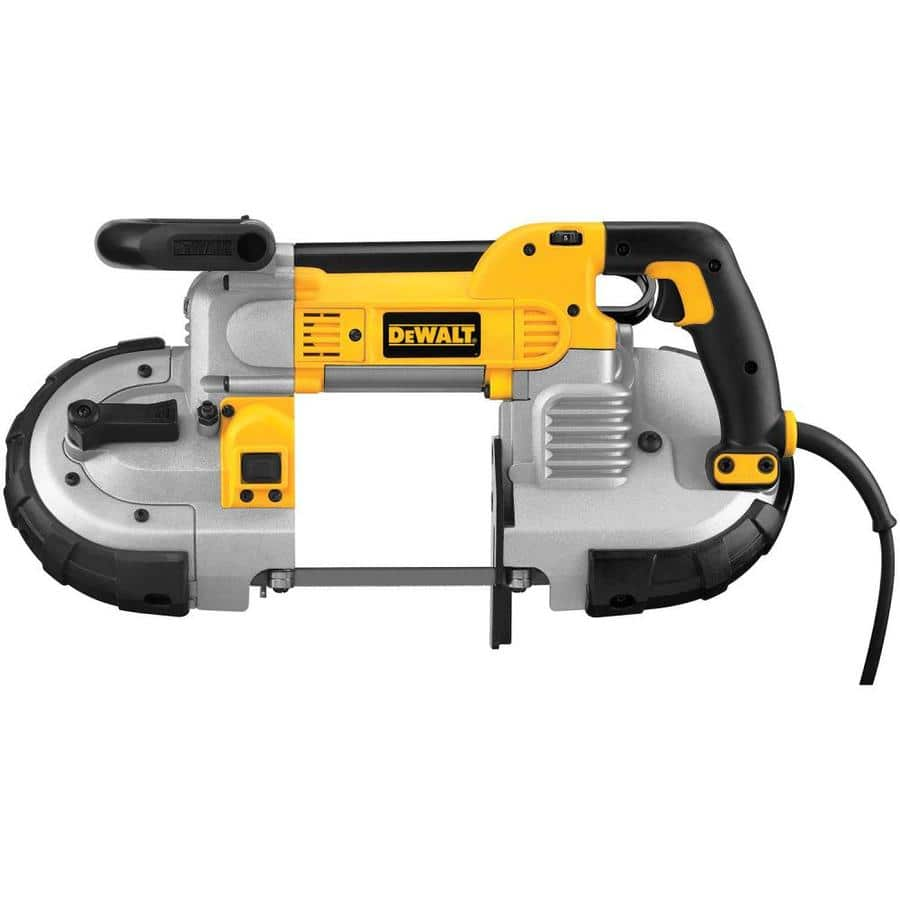 Dewalt 10-Amp 4.75-in Portable Band Saw. Clearance deal, Reg $299 now $149.50