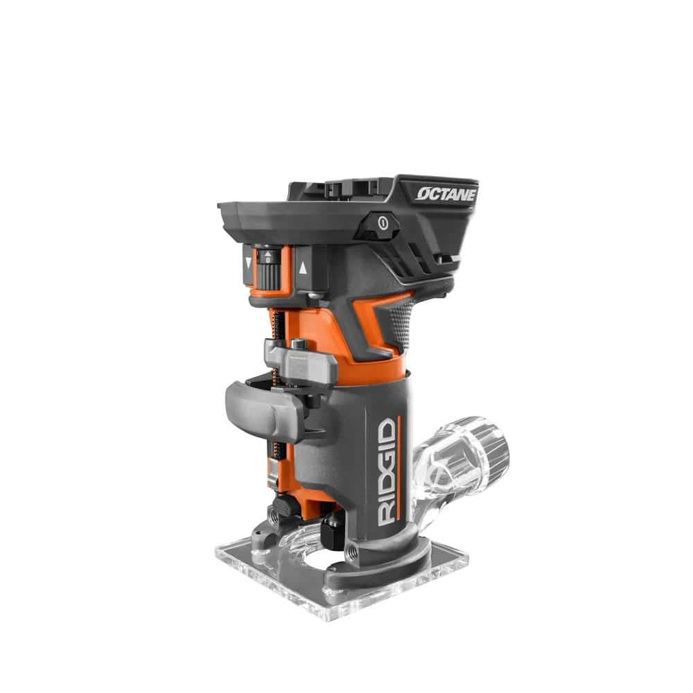 Ridgid Octane Cordless Brushless Compact Router, was $129.99 now $65.00 ymmv
