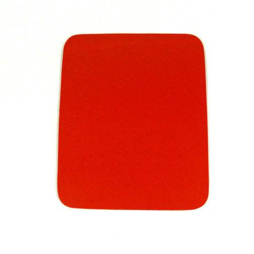 Belkin Standard 7.9''x9.8'' Mouse Pad (Red) $1.99