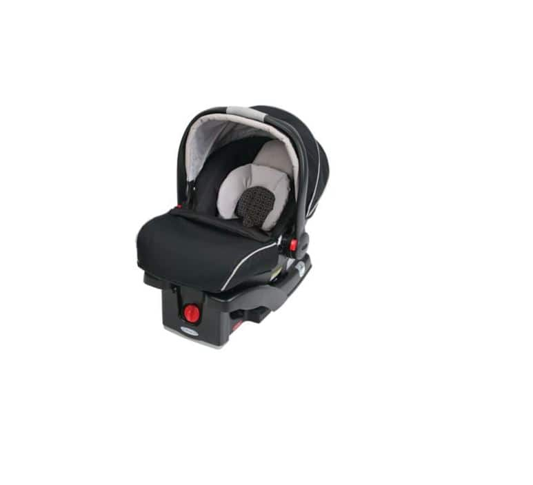 GracoBaby: 45% Off SnugRide Click Connect 35 Infant Car Seat S with code SNUGRIDEPIERCE $82.49