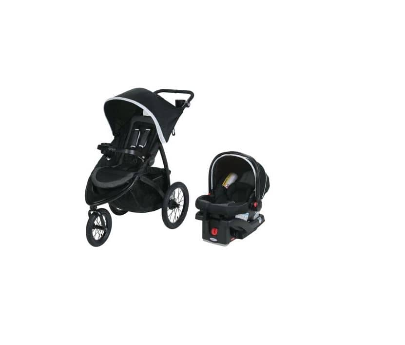 Graco – 20% Off Your Infant Car Seat, Stroller or Travel System Purchase with Code MIXANDMATCH