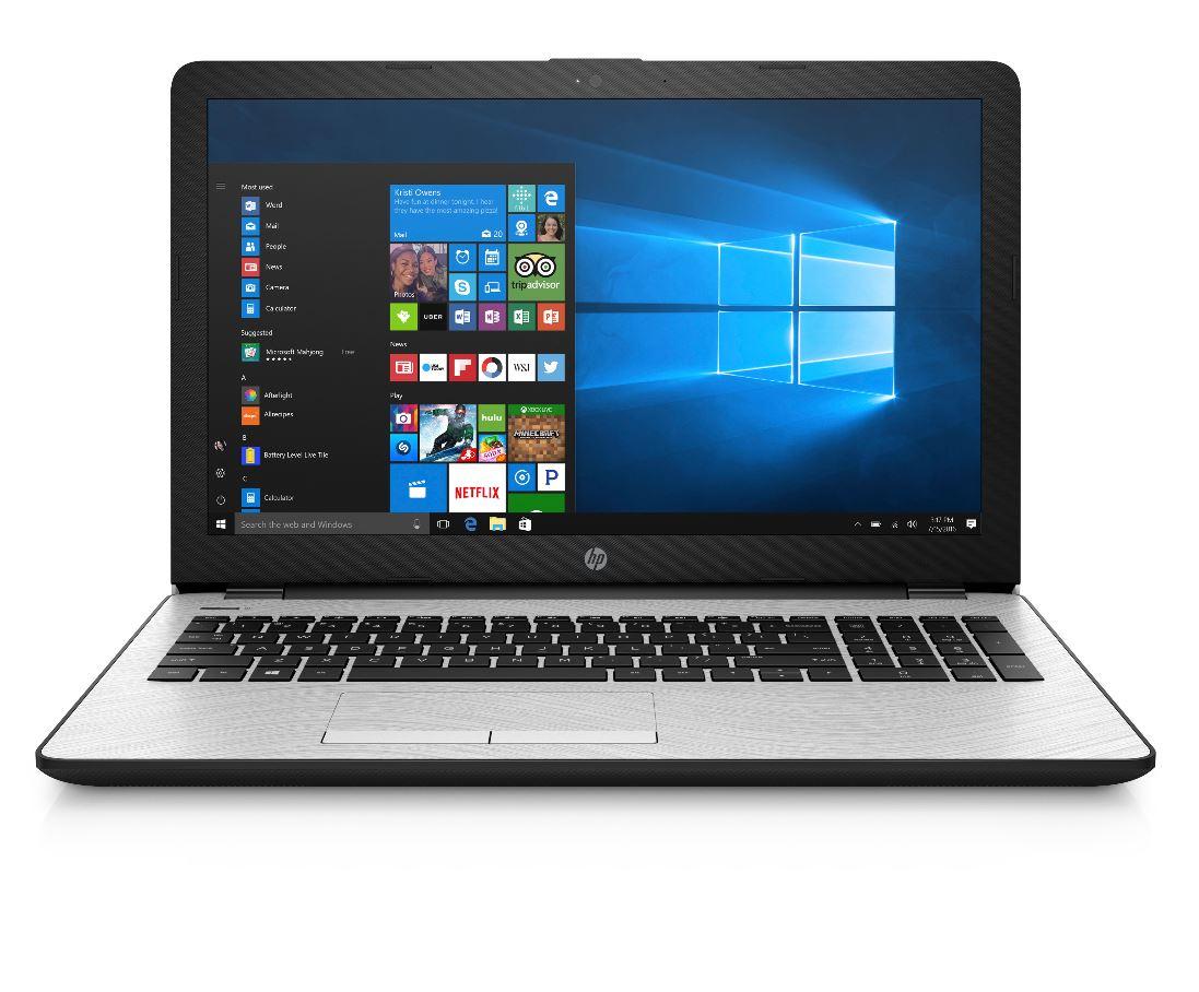 """Walmart: 35% Off HP 15 Laptop 15.6"""", Intel Core i3, 4GB SDRAM, 1TB HDD, Natural Silver, 15-bs031wm $259"""