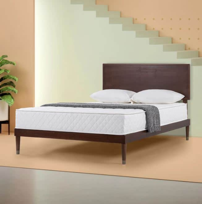 Zinus: Get 30% Off Quilted Top Hybrid Mattress with Coupon Code, Valid Now through 9/30
