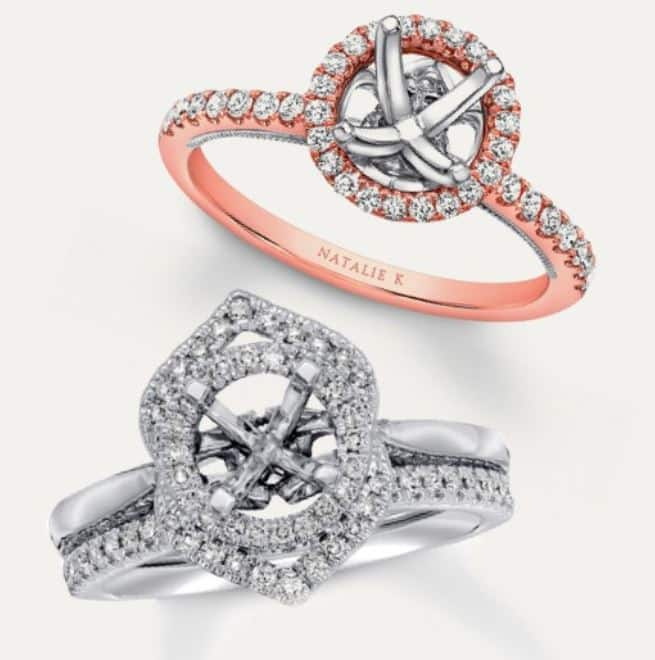 Jared: Save 10%-20% on Semi-mounts with the Purchase of a Diamond