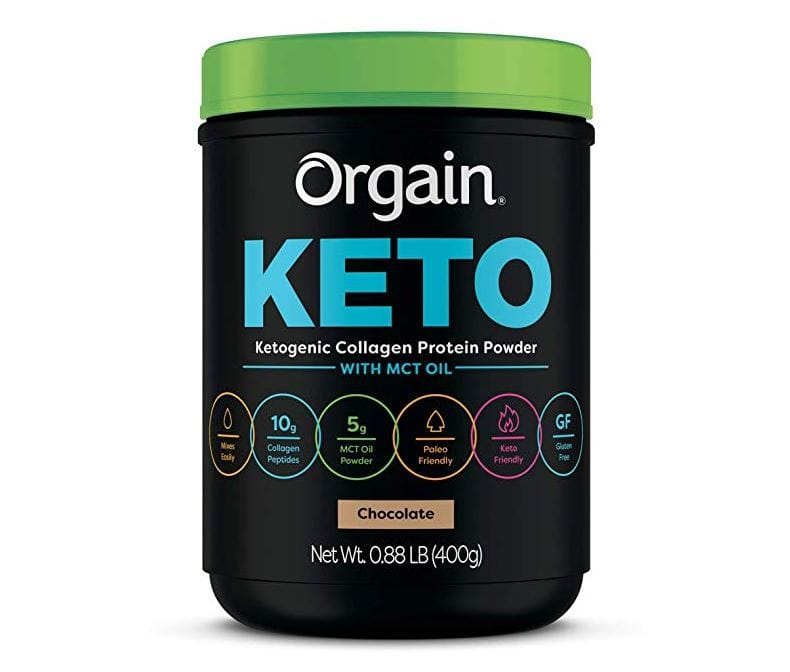 Amazon: Save 5% Off + 5% Off with Subscribe & Save + 20% Off Orgain Protein w/ Code + Free Shipping w/Prime