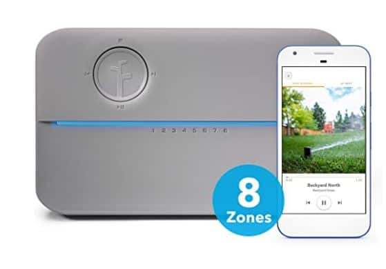 Amazon: Select Rachio Smart Zone Sprinkler Controller On Sale