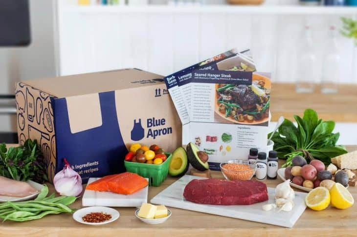 Blue Apron: Labor Day Flash Sale: Save $80 Over Your First 4 Boxes