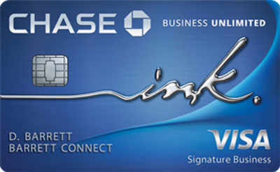 Ink Business Unlimited® Credit Card: $750 Bonus Cash Back after you Spend $7,500 in the First 3 Months