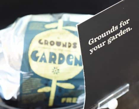 "Free ""Grounds For Your Garden"" From Participating Starbucks"