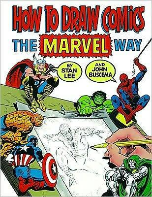 How To Draw Comics The Marvel Way by Stan Lee| 56% OFF From Regular Price