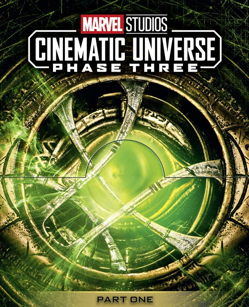 Marvel Studios Cinematic Collection Phase 3 Collector's Edition Blu-Ray $54.69