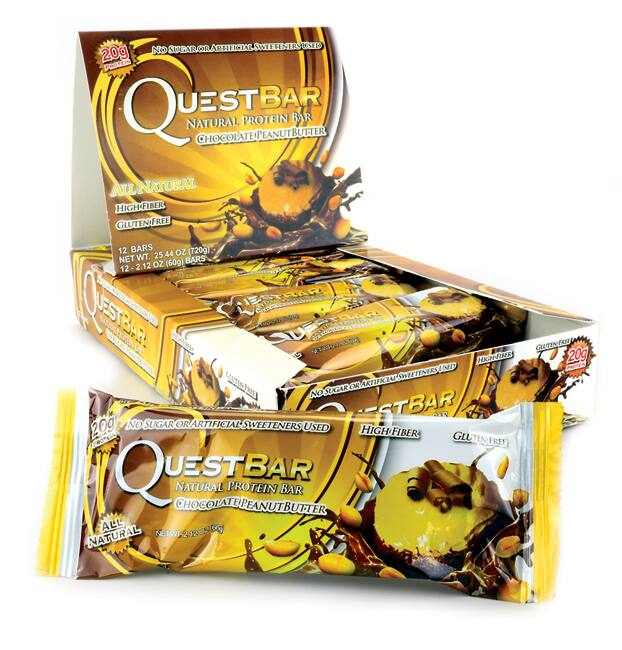 IT'S BAAACK! Quest bars $1 each, ON $12 for 2lbs and many other useful combinations at HALF OFF + FS when total order > $50