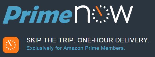 Amazon PrimeNow Coupon  save $10