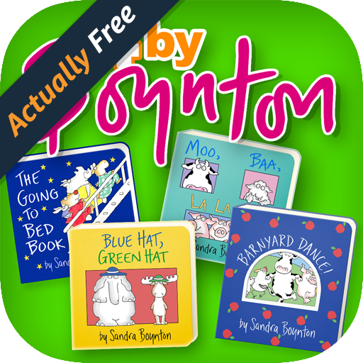 The Sandra Boynton Collection, some of the little Critter series and some Charlie Brown books/ apps are Free