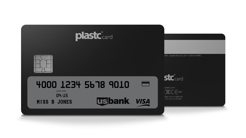 Plastc card Memorial Day Pre-order Sale $80.63