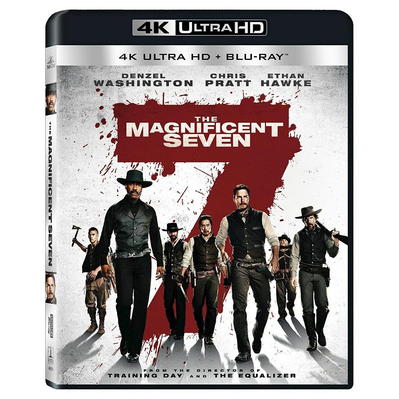 4k UHD Blu-Rays Under $10