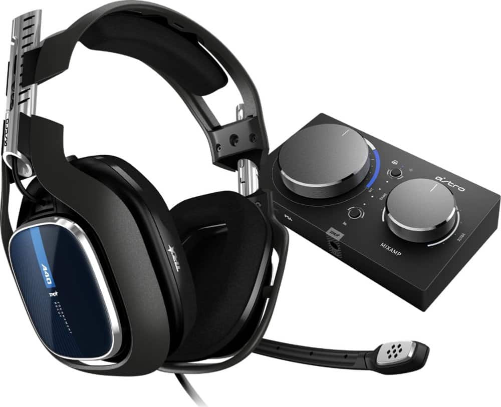 Astro A40 Wired Gaming Headset $199, A50 Wireless Gaming Headset $239
