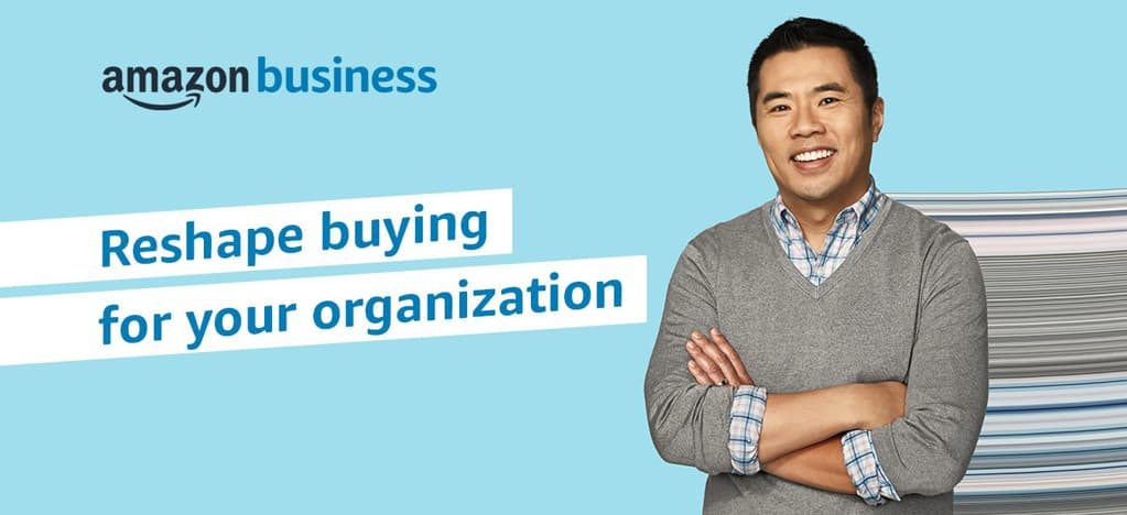 Amazon Business, $50 off your next purchase of $150 or more YMMV