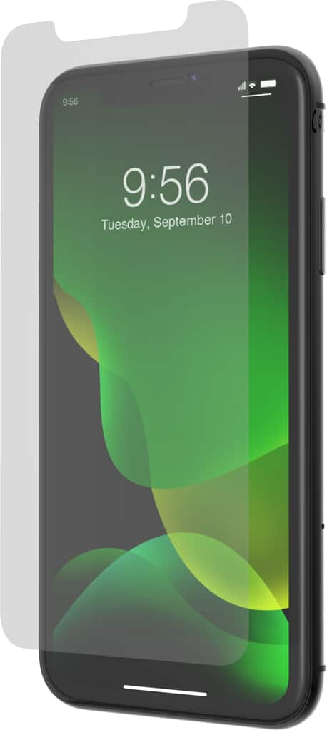 ZAGG InvisibleShield Hybrid Screen Protector for iPhone XR, or 11 - $3 at Walmart
