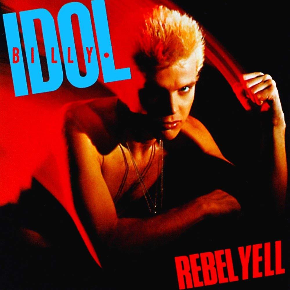 Billy Idol Rebel Yell 180 gram vinyl $9.91 Amazon Prime