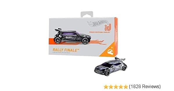 Hot Wheels Rally Finale ID car $2.90 @Amazon with free prime shipping