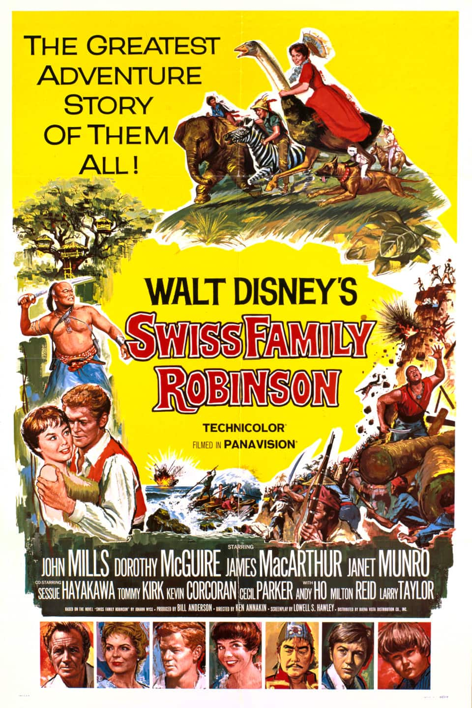 Watch Swiss Family Robinson | Prime Video $4.99 $4.99 at Amazon