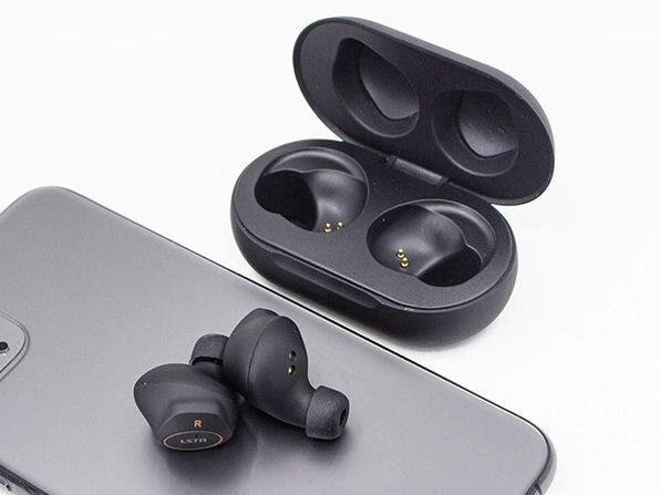 LSTN Sound's Palladium Wireless Earbuds $64
