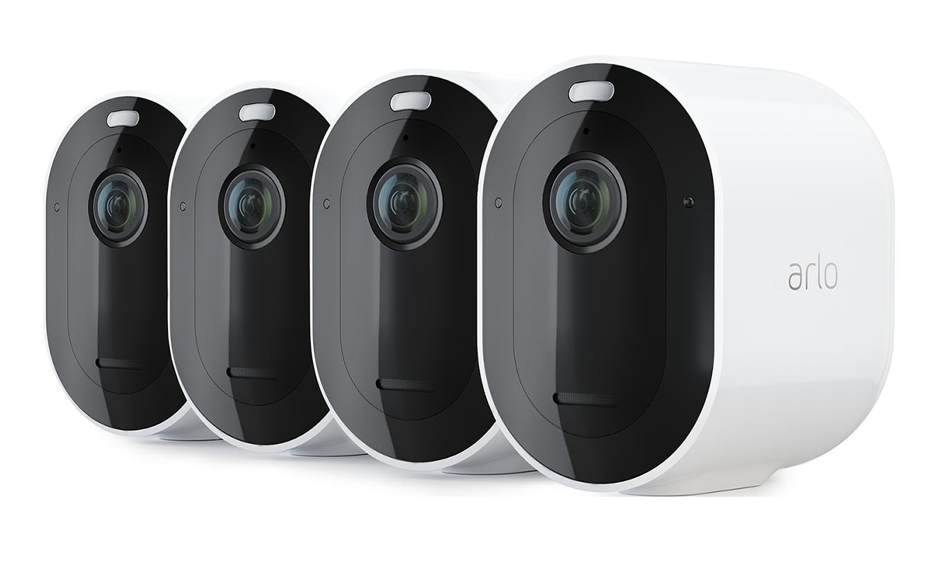 Arlo Pro 3 4-Camera System (White) - $499.99 + Free Shipping