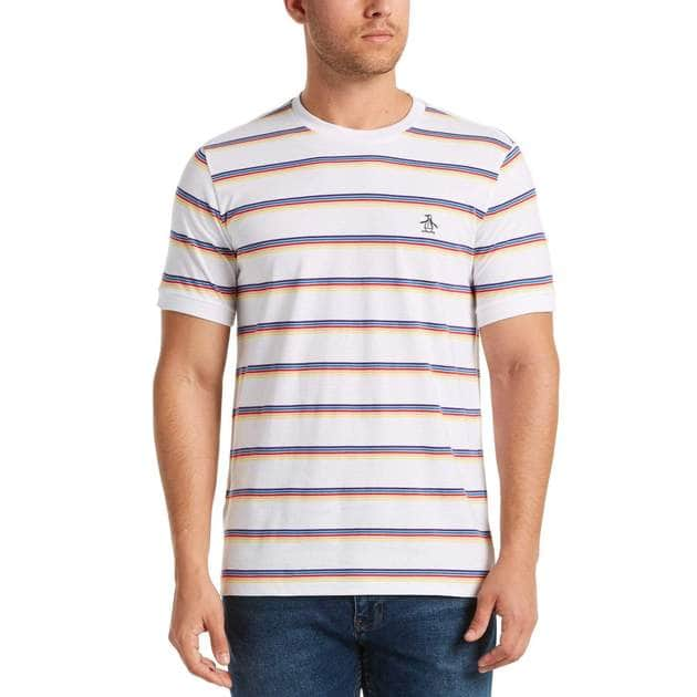 Original Penguin Tees, Shorts, Chinos from $17.99 (25% off sitewide) + Free Shipping after $25