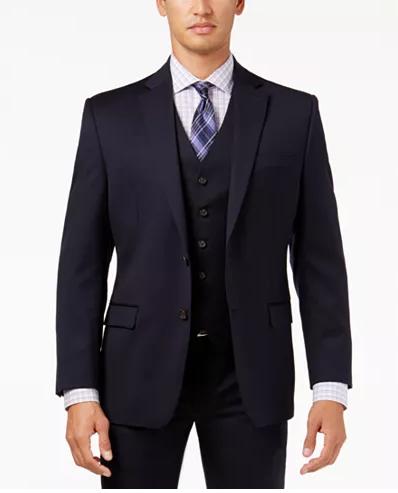 Macy's: Get 75% off Men's Suits from Lauren Ralph Lauren and more + Free Shipping