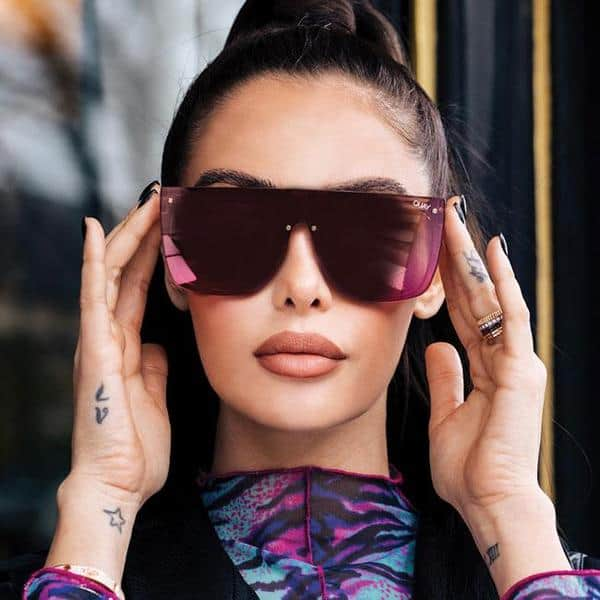 Quay Jaded Sunglasses $39 with code + FS