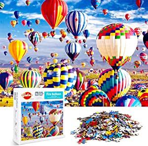 Vatos 1000-Piece Hot Air Balloon Puzzle