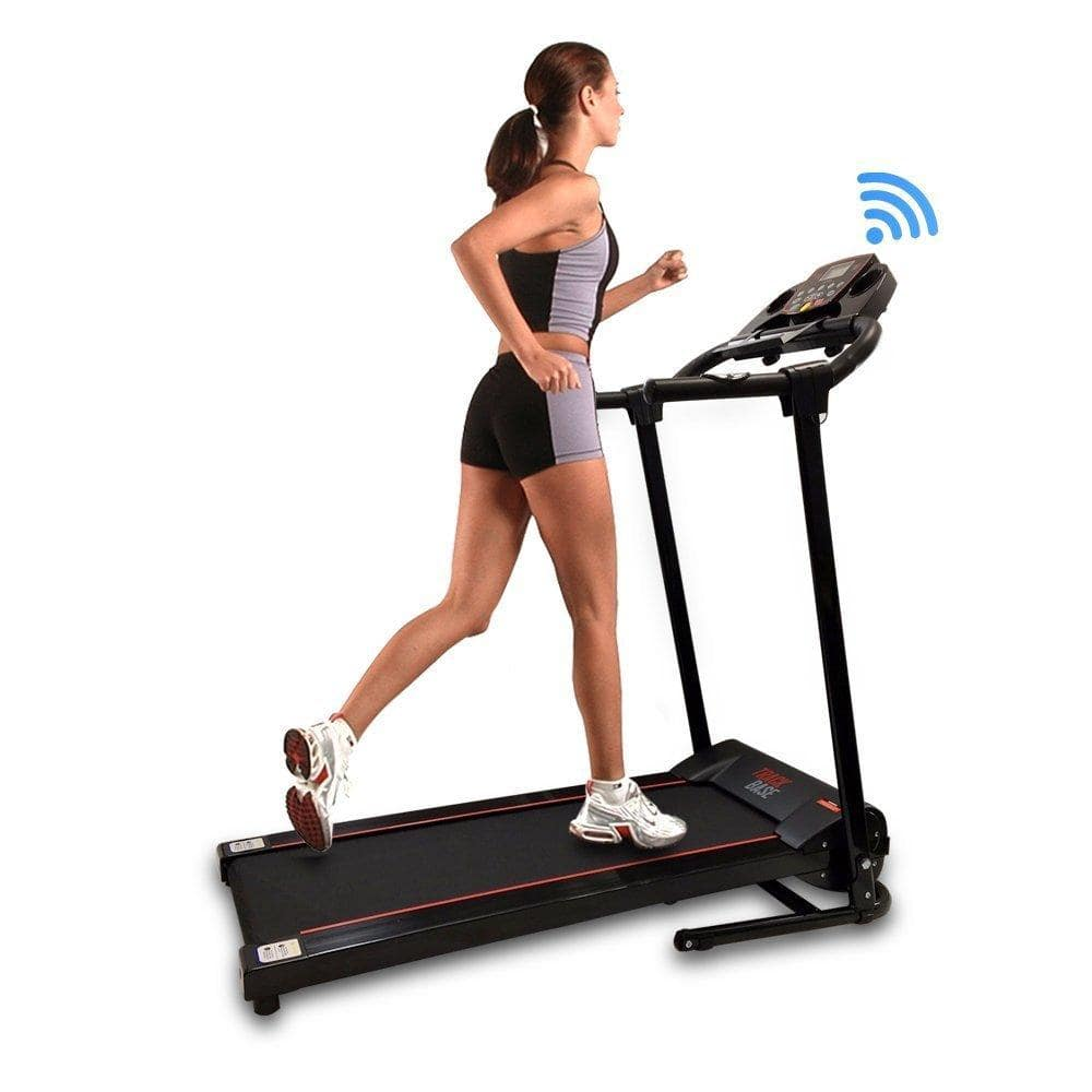serenelife - Electric Treadmill Model SLFTRD18 $247+FS, No Tax